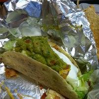 Photo taken at Moe's Southwest Grill by Rachel K. on 9/3/2012