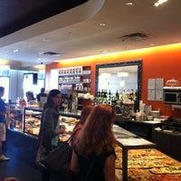 Photo taken at Sciué Italian Bakery Caffé by Tom M. on 5/26/2012