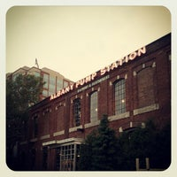 Photo taken at C.H. Evans Brewing Co. at the Albany Pump Station by Scooter C. on 5/29/2012