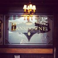 Photo taken at The Lansdowne Pub by Joe G. on 8/13/2012
