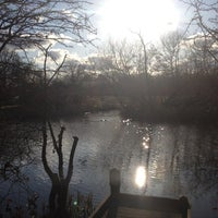 Photo taken at Wandsworth Common by Christian C. on 2/19/2012