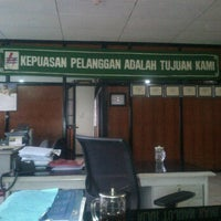 Photo taken at PLN Wilayah KalTim Cbg Balikpapan by Imam S. on 2/22/2012