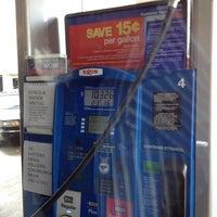 Photo taken at Exxon by EnriKe K. on 3/15/2012
