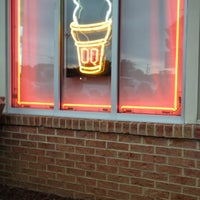 Photo taken at Dairy Queen of Rockville by erin a. on 7/15/2012