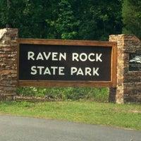 Photo taken at Raven Rock State Park by Matt D. on 5/19/2012