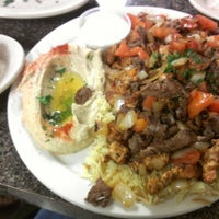 Photo taken at Prince Lebanese Grill by Stephanie on 9/9/2012