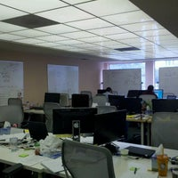 Photo taken at GREE Intl Temporary Office by Richard D. on 3/29/2012
