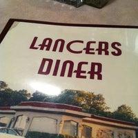 Photo taken at Lancers Diner by Brian J. on 6/25/2012
