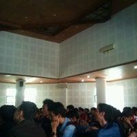 Photo taken at Auditorium FTSP - UII by wibi s. on 5/5/2012