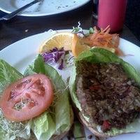 Photo taken at California Vegan Restaurant by Tasha T. on 4/14/2012