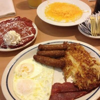 Photo taken at IHOP by D W. on 5/15/2012