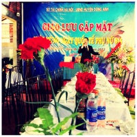 Photo taken at Khu Du Lich Sinh Thai Vuon Xoai by Nghia on 3/6/2012