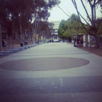Photo taken at Library Walk by Christian M. on 6/12/2012