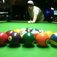 Photo taken at Hi-Tech Billiards by Nicole F. on 2/25/2012