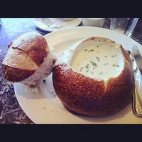 Photo taken at Boudin Bakery Café Embarcadero by Donna G. on 5/30/2012