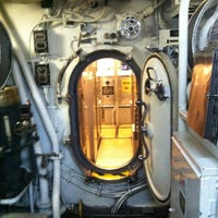 Photo taken at USS Torsk (SS-423) by Samantha B. on 5/12/2012