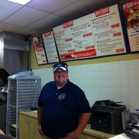 Photo taken at Jersey Mike's Subs by PJ R. on 9/13/2012