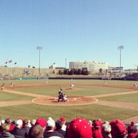 Photo taken at Hawks Field at Haymarket Park by Mike M. on 3/9/2012