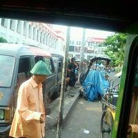 Photo taken at Pusat Grosir Jembatan Merah Plasa (JMP) by Hikmah S. on 4/26/2012