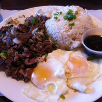 Photo taken at House of Sisig by Christine C. on 3/27/2012