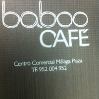 Photo taken at Baboo Café by Marivi R. on 6/1/2012