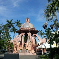 Photo taken at Plaza De Armas by Johan C. on 6/17/2012