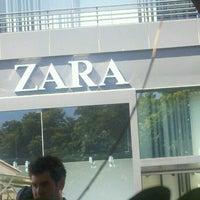 Photo taken at Zara by Darren P. on 6/17/2012