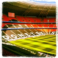 Photo taken at Donbass Arena / Донбасс Арена by Irina 🎀 K. on 9/2/2012