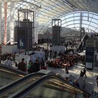 Das Foto wurde bei Leipziger Messe von Volker T. am 3/16/2012 aufgenommen