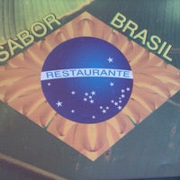 Photo taken at Sabor Brasil Restaurant by Arthur L. on 5/19/2012