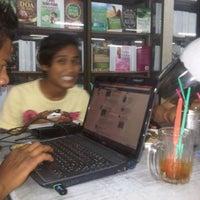 Photo taken at Nasbi Cafe by Muhammad S. on 3/28/2012