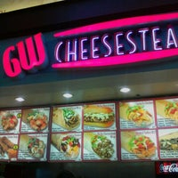 Photo taken at GW Cheesesteaks by Tremayne H. on 6/7/2012