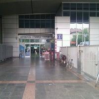 Photo taken at Автобуска станица Скопје / Skopje Bus Station by Милош Ѓ. on 7/23/2012