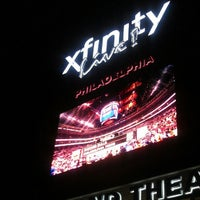 Photo taken at XFINITY Live! Philadelphia by Stepfon W. on 5/5/2012