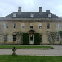 Photo taken at Babington House by Steven G. on 3/31/2012