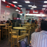 Photo taken at Five Guys by Vivay S. on 6/28/2012