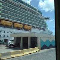 Photo taken at Royal Caribbean - Freedom Of The Seas by Sandy D. on 6/17/2012