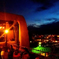 Photo taken at La Fonda Santa Fe by Aric H. on 8/5/2012