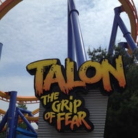 Photo taken at Talon: The Grip of Fear by Robert Z. on 5/5/2012