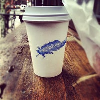 Photo taken at Bluebird Coffee Shop by Matt D. on 3/1/2012