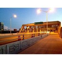 Photo taken at Willis Avenue Bridge by Alex on 7/2/2012