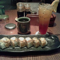 Photo taken at Sushi Tei by jeane p. on 8/30/2012