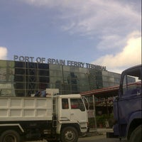 Photo taken at Port of Spain Ferry Terminal by Kendell R. on 8/9/2012