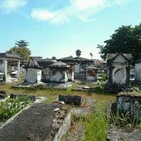 Photo taken at Makam Peneleh by Angga C. on 6/19/2012
