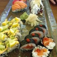 Photo taken at Full Moon Sushi & Bistro by Tasha P. on 5/6/2012