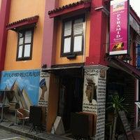 Photo taken at Pyramid Restaurant by Naruki S. on 3/19/2012