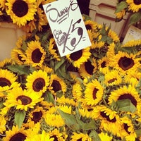 Photo taken at Columbia Road Flower Market by Holly G. on 8/19/2012