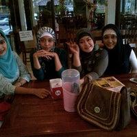 Photo taken at Nusantaraku resto & cafe by Lulul A. on 8/2/2012