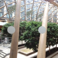Photo taken at Portcullis House by Clarence M. on 7/16/2012