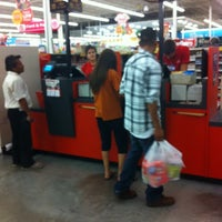 Photo taken at H-E-B plus! by Teresa C. on 6/30/2012